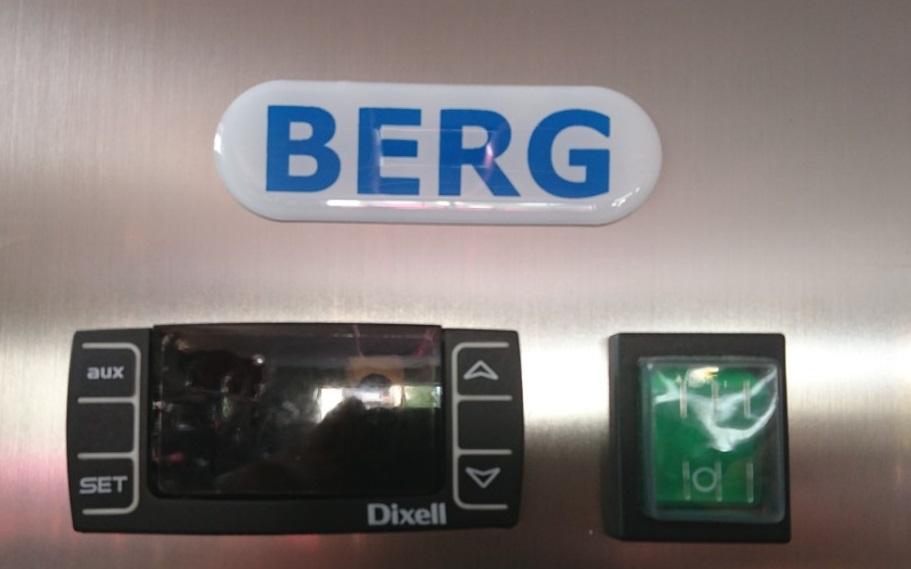 Панель управления морозильника